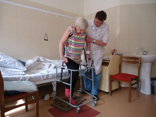 руководство по физической реабилитации после эндопротезирования - фото 6