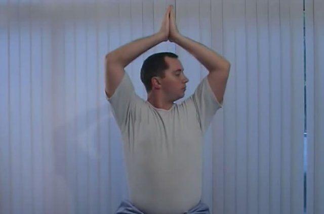 Упражнения от остеохондроза шеи бубновского видео