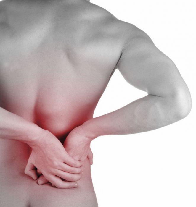 Боль в спине в области поясницы опоясывающая