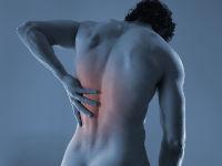 Боль в середине спины