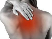 Боль в спине между лопаток