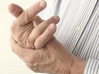 Шишки на суставах пальцев рук