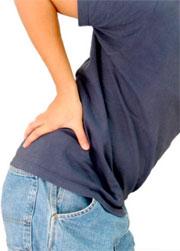 тянущая боль в спине