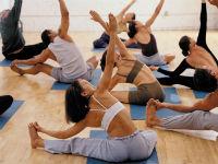 Занятия гимнастикой