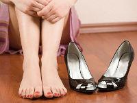 Ноги и босоножки