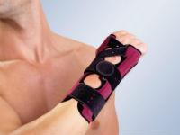 Ортез для лучезапястного сустава