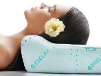Сон на ортопедической подушке