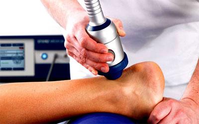 лечение голеностопного сустава