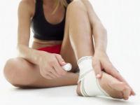 Повреждение голеностопного сустава
