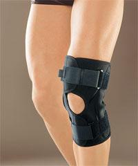 обездвиживающая повязка на колено