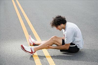 травма при занятии спортом