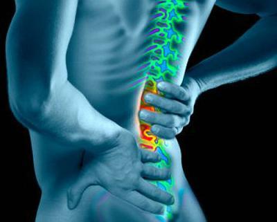 Пульсирующая боль в спине