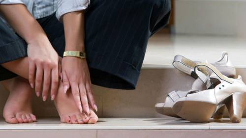 Боль в ногах от обуви