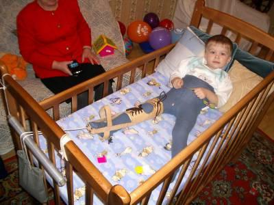 Болезнь пертеса у детей лечение