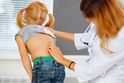 Остеохондроз спазмы мышц спины