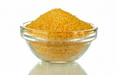 Сухой пищевой желатин