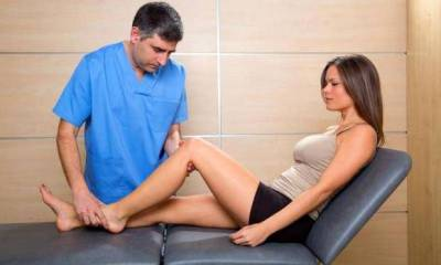 Синовиальная киста коленного сустава