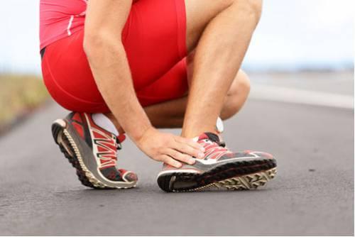 Боль в ногах в стопах после бега
