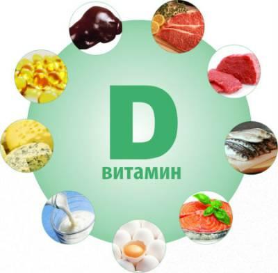 Продукты, богатые витамином D