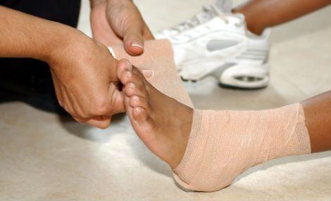 Реактивный артрит голеностопного сустава