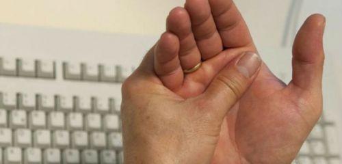 Боль в кистях рук от компьютера