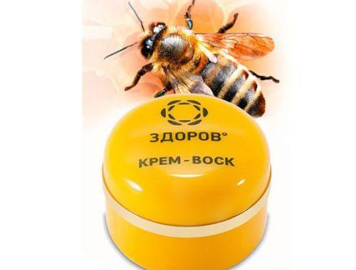 Крем Здоров и пчела