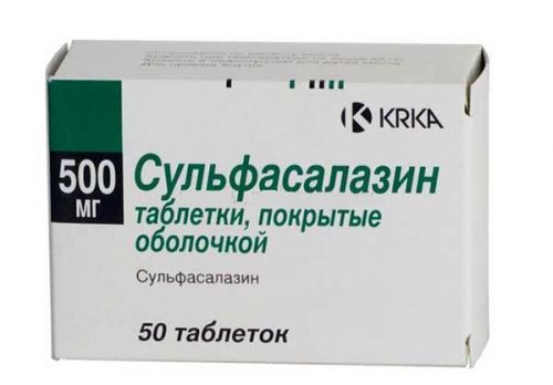 Сульфасазалин
