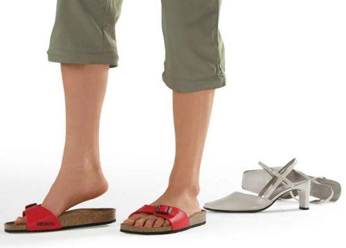 Выбор обуви при плоскостопии