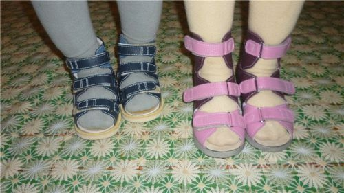 Специальная обувь при плоскостопии