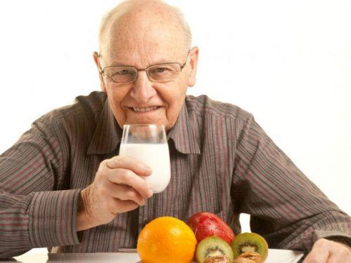 Здоровое питание для пожилых людей