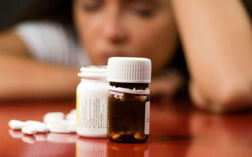 Побочные явления от лекарства