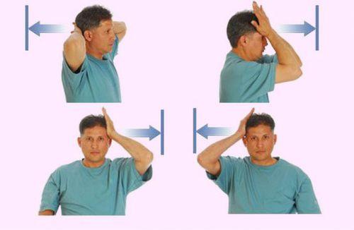 Зарядка при шейном остеохондрозе