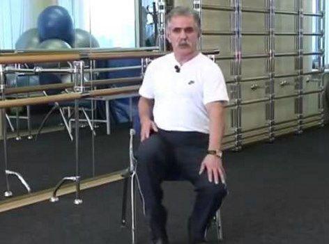 Комплекс упражнений для коленных суставов при артрозе джамалдинова муслима