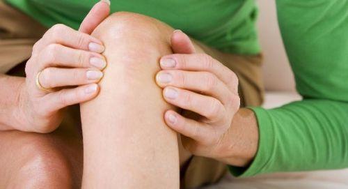 Дискомфорт в колене