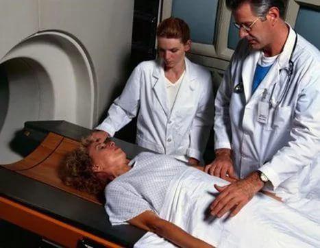 Исследование на томографе