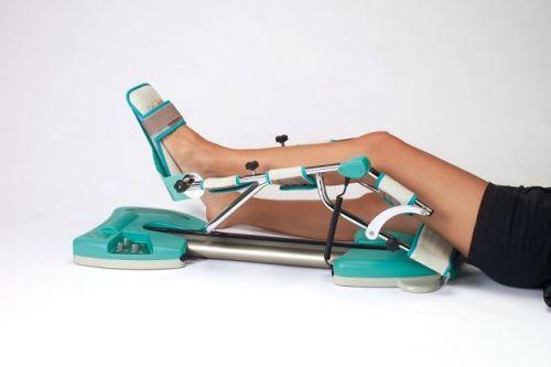 Механотерапия для ноги