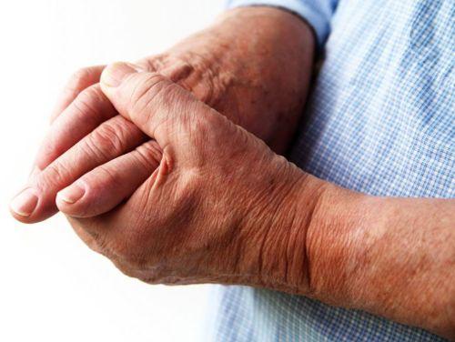 ушиб сустава пальца