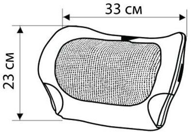Ортопедическая подушка для шейного остеохондроза как сшить своими руками