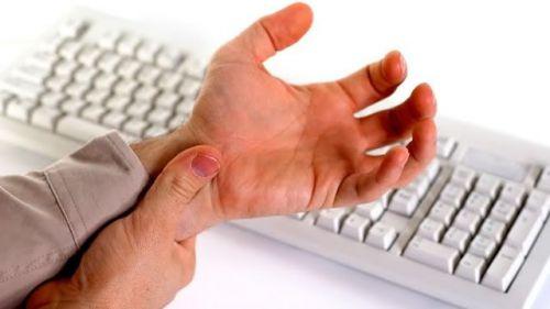 Боль в запястье и клавиатура