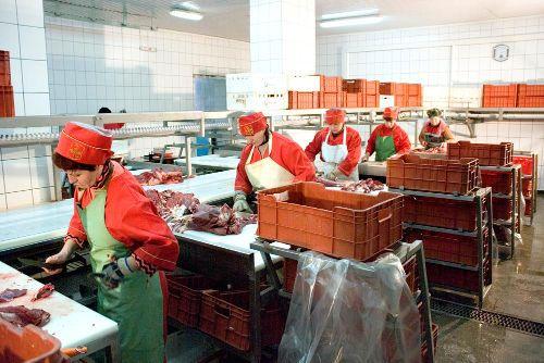 Обвальщики мяса