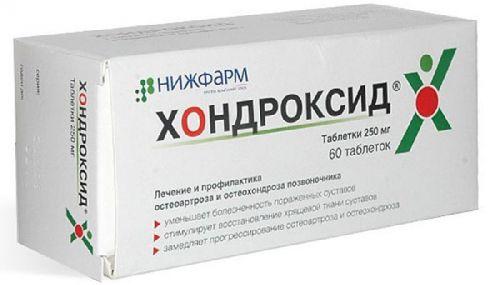 Обезболивающие таблетки при хондрозе