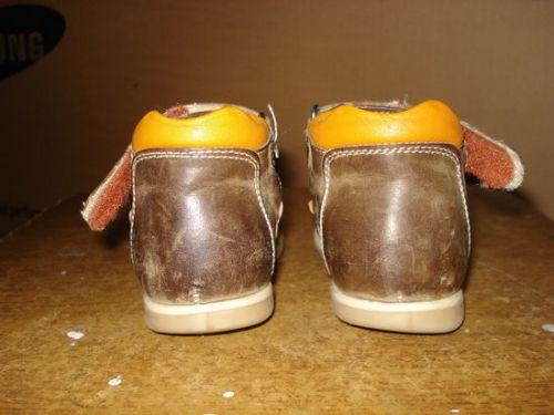 Стоптанная обувь