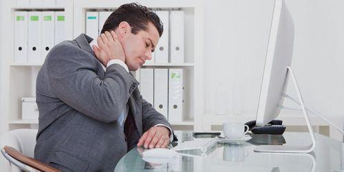 Боль в шее за компьтером