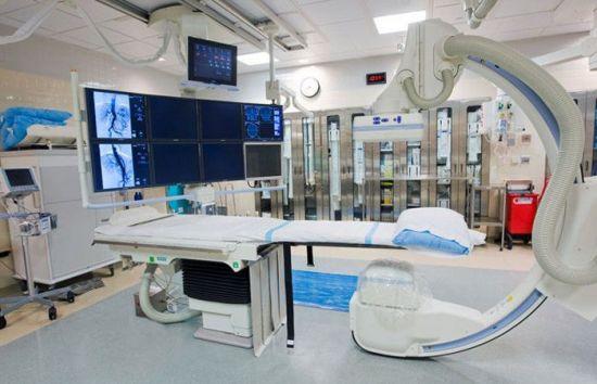 Операционная в Израиле