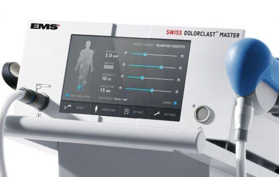 Аппарат для ударно-волновой терапии