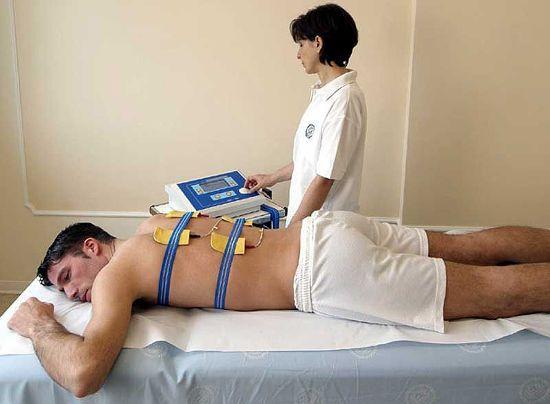 Физиолечение позвоночника