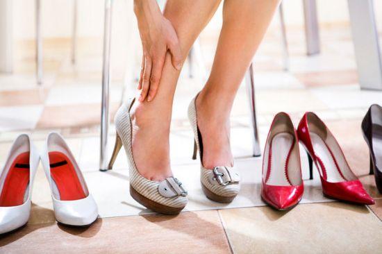 Выбор обуви на каблуках