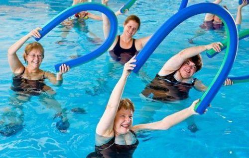 Водные тренировки