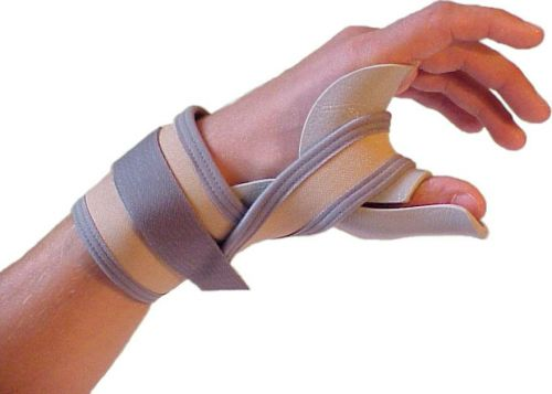 Фиксирование кисти руки