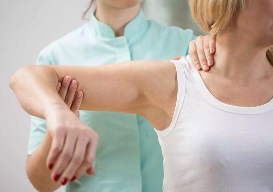 Проверка плеча